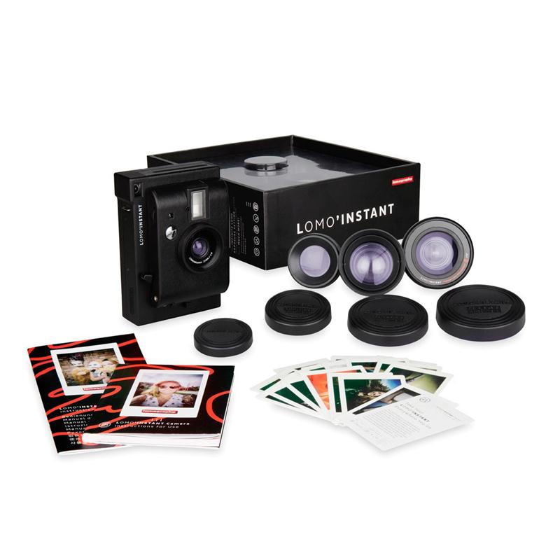 lomography istant kamera sofortbildkamera fisheye li800b instax mini lomo ebay. Black Bedroom Furniture Sets. Home Design Ideas
