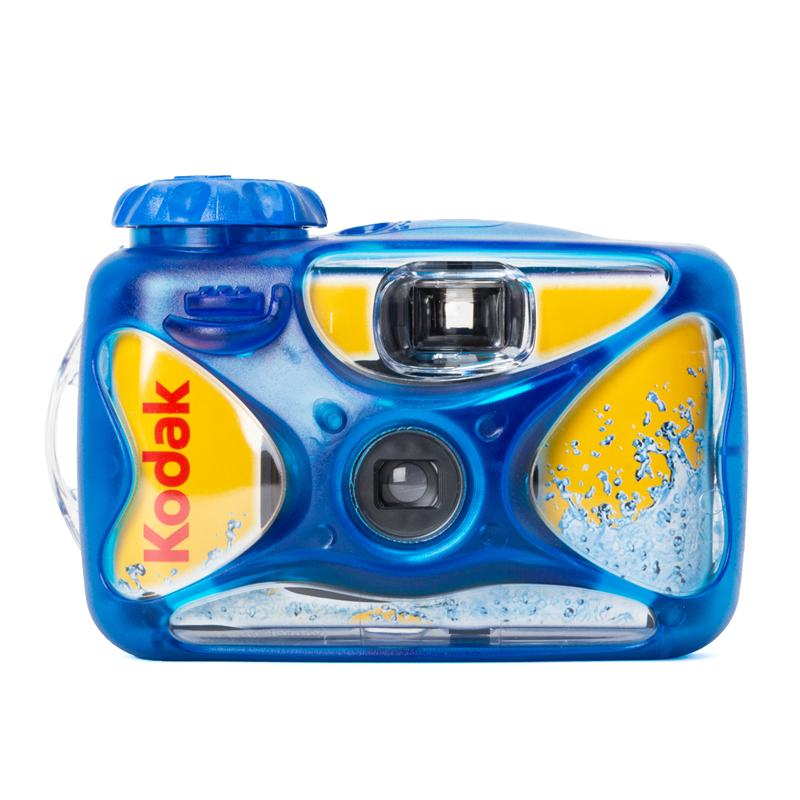 1x kodak sport disposable camera waterproof underwater camera. Black Bedroom Furniture Sets. Home Design Ideas