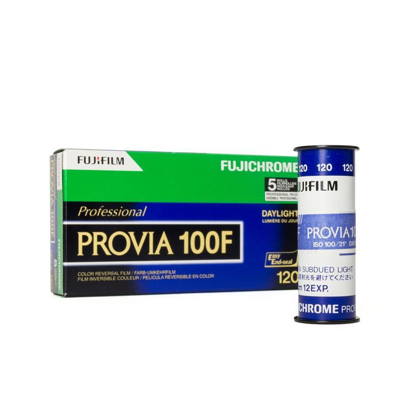 Fuji provia 100f 120 rollfilm 5er neu for What is provia