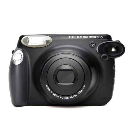 Fuji instax 210 sofortbildkamera kamera fujifilm ebay - Beste polaroid kamera ...