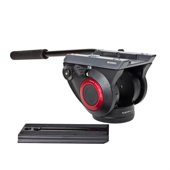 Manfrotto-mvh500ah-video-fotografica-videoneiger-VIDEO-TESTA-testa-treppiede-MVH-500ah