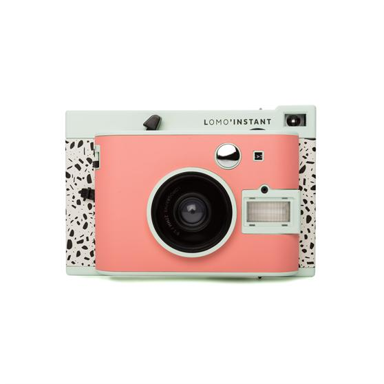 lomo instant milano kamera inkl 3 objektive lomography sofortbildkamera instax ebay. Black Bedroom Furniture Sets. Home Design Ideas