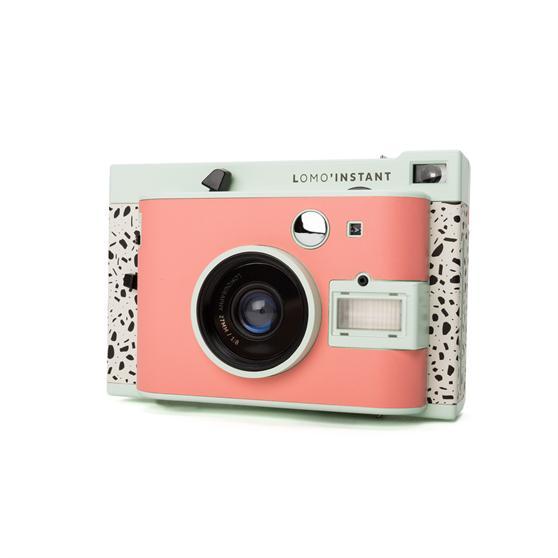 lomo instant milano kamera inkl 3 objektive lomography sofortbildkamera instax ebay. Black Bedroom Furniture Sets. Home Design Ideas